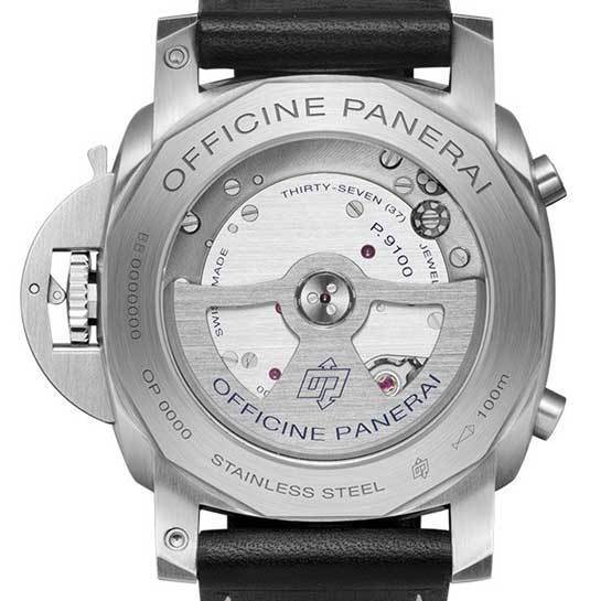 Calibre Panerai p9100