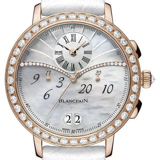 Blancpain Chronographe Grande Date pour femmes