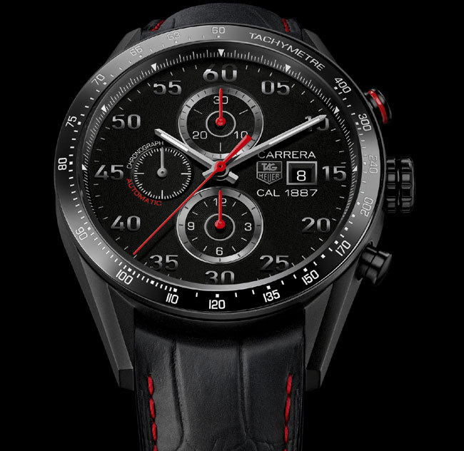 Chronographe Carrera Racing Calibre 1887 – 43 mm