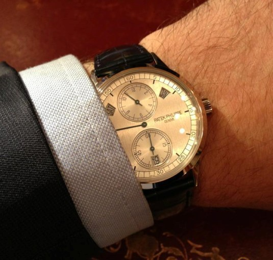 Un jour, une montre : vos meilleurs clichés de montres mis en avant sur montres-de-luxe.com