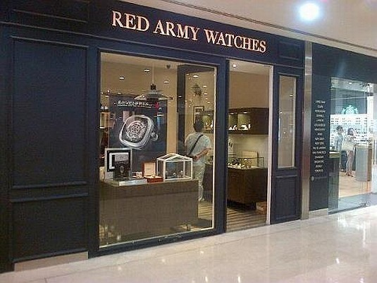 Red Army Watches