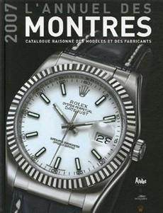 Annuel des montres 2007 : parution de la nouvelle édition