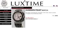 Luxtime : des montres d'occasion à deux pas de la Croisette à Cannes