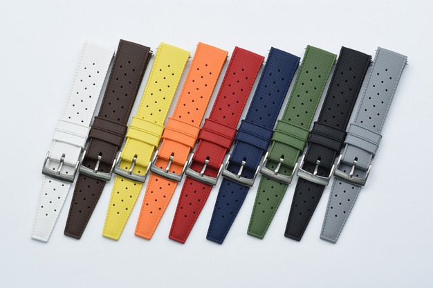 bracelets en caoutchouc de couleur Tropic Kronokeeper