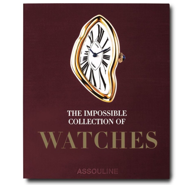 The impossible collection of watches de Nicholas Foulkes
