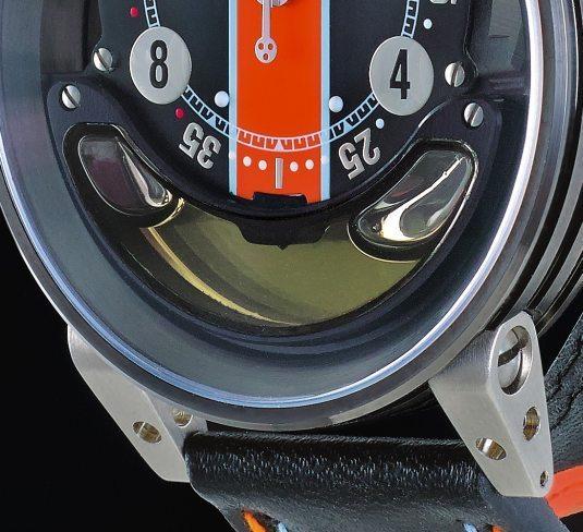 BRM CNT-44-GULF, détail