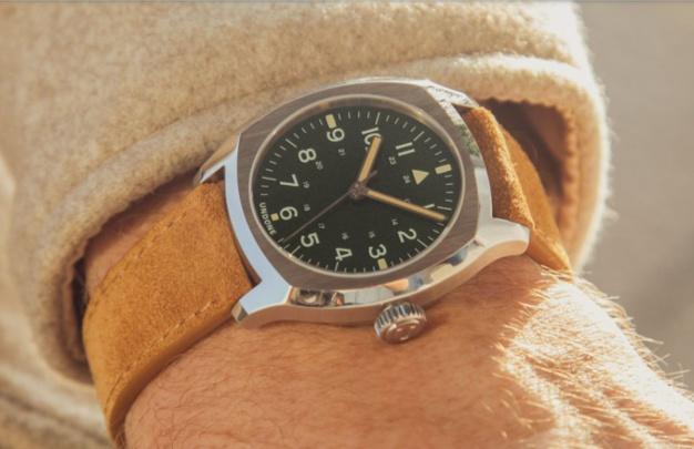 Undone Terra Daybreak : belle petite montre d'inspiration vintage dans l'entrée de gamme