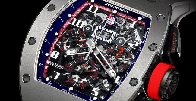 RM 011 Spa Classic : Richard Mille, partenaire du Spa Classic