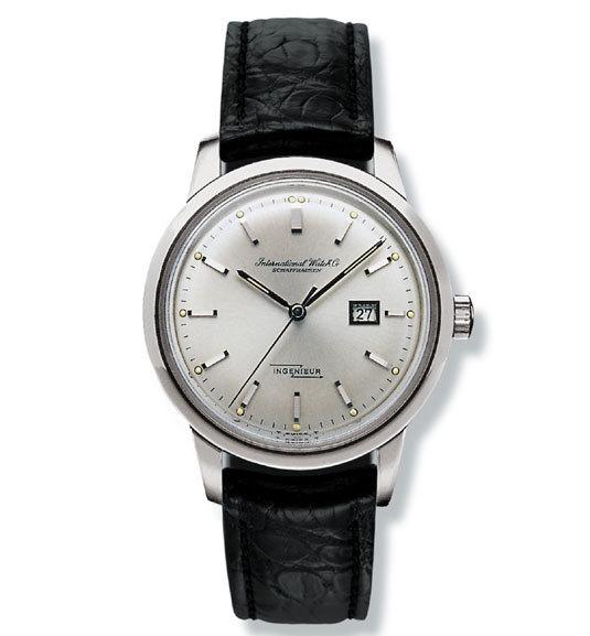IWC Ingenieur : histoire d'une montre à l'épreuve du temps et des champs magnétiques