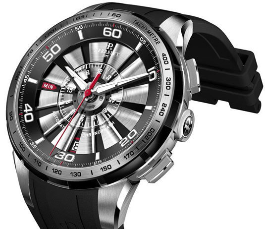 Perrelet Turbine Chrono automatique