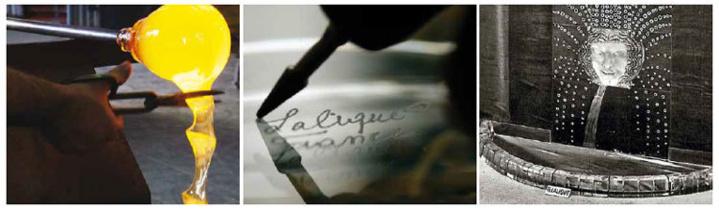 Parmigiani Fleurier : pendulette 15 jours de réserve de marche en partenariat avec Lalique