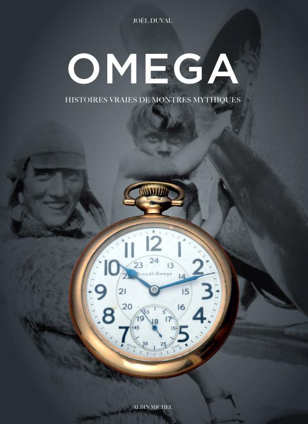 Zenith et Omega : deux livres de référence par Joël Duval qui vient de nous quitter
