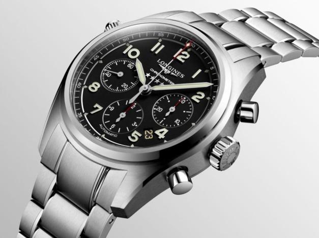 Longines Spirit : chrono chronomètre