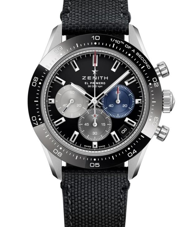Zenith Chronomaster Sport : pour un chronométrage précis au 10ème de seconde