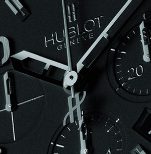 Big Bang « Ice Bang » de Hublot