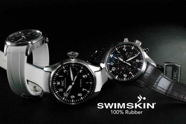 SwimSkin RubberB : une version pour les Big Pilot IWC