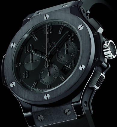 Big Bang « All Black »