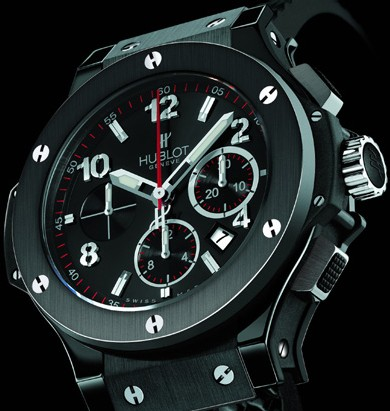 Big Bang « Black Magic » de Hublot