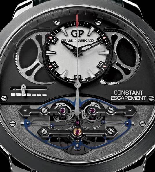 Girard-Perregaux Echappement Constant : révolutionnaire !
