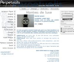 Perpetualis.fr : une boutique en ligne où il fait bon se procurer des montres d'occasion