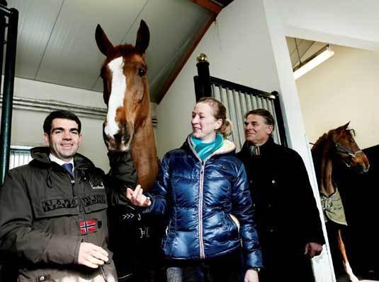 Jaeger-LeCoultre, partenaire de la World Breeding Federation of Sport Horses pour deux ans