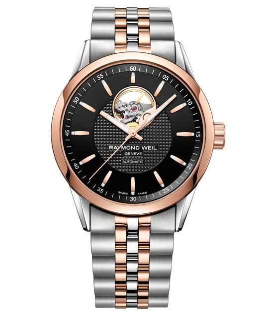 Raymond Weil Freelancer Visible Balance Wheel