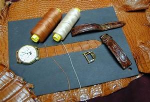 Atelier du Bracelet Parisien : des bracelets de montre sur mesure pour votre garde-temps préféré