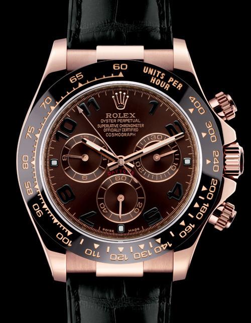 Rolex Daytona Le Plus Mythique Des Chronographes