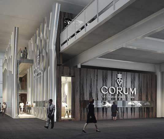 Foire de Bâle 2013 : Corum inaugure un tout nouveau stand de plus de 700 m²