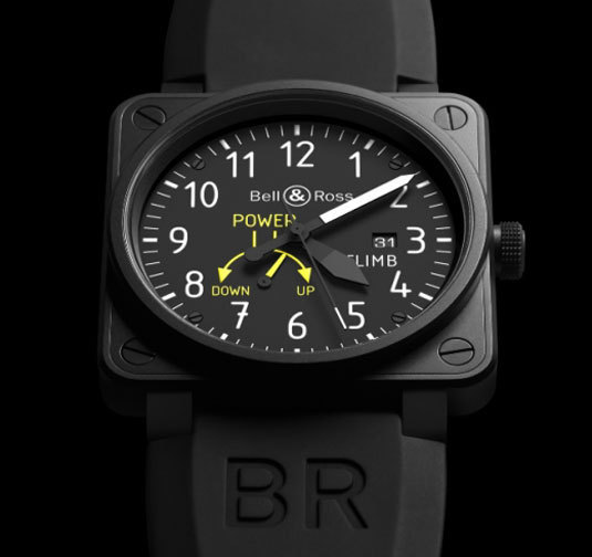 BR 01-97 Climb