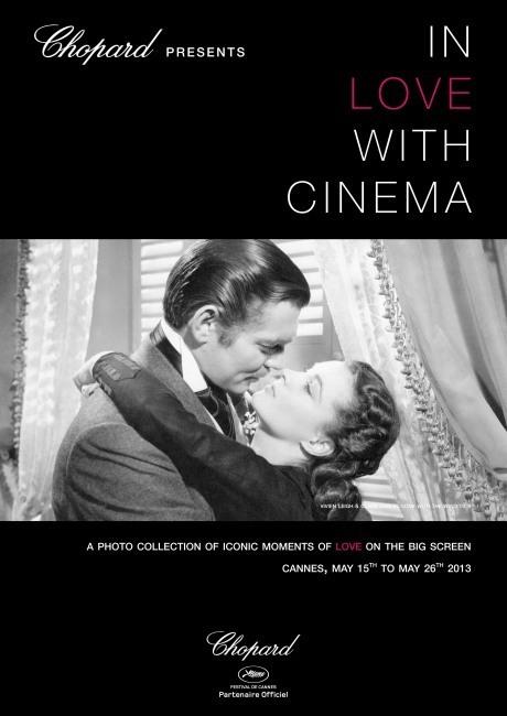 Chopard partenaire du Festival de Cannes : in Love With Cinema