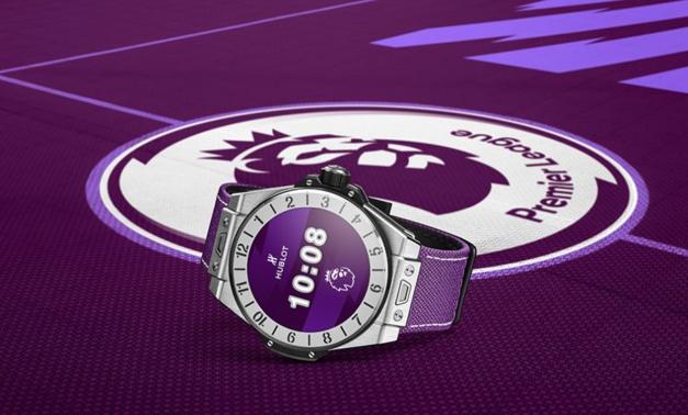Hublot Big Bang e Premier League : montre connectée... au monde du foot
