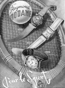 Ancienne publicité Dodane