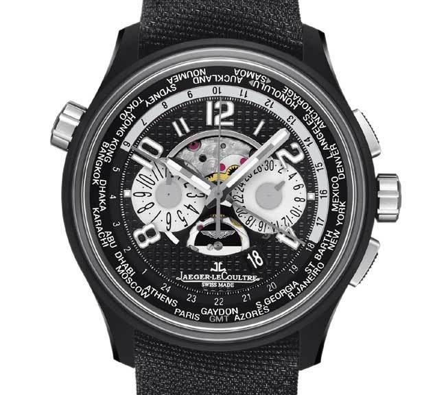 Une AMVOX5 World Chronograph au poignet de Robert Downey Jr