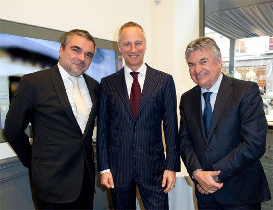 Lange & Söhne : inauguration de la boutique parisienne