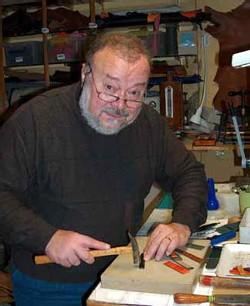 Jean-Claude Perrin de l'Atelier du Bracelet Parisien