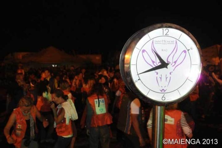 Saint Honoré : partenaire horloger du 23ème Rallye des Gazelles