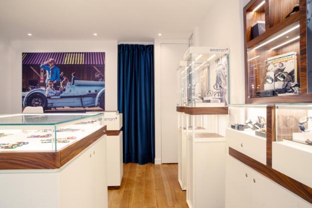 Briston ouvre une boutique rive gauche à Paris