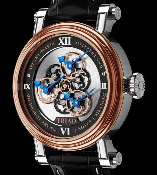 Speake-Marin Triad :