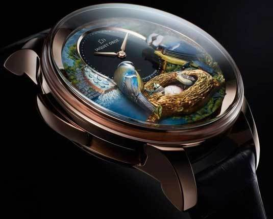 Jaquet Droz : The Bird Repeater, la consécration