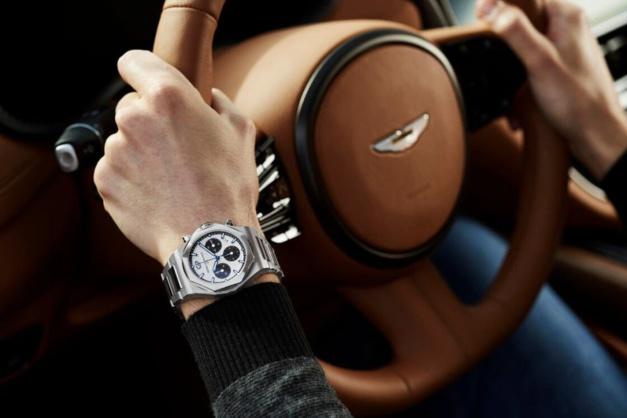 Girard-Perregaux partenaire horloger d'Aston Martin