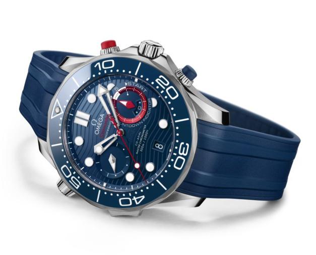 Omega Seamaster Diver Coupe de l'America