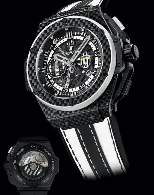 Hublot King Power Juventus de Turin