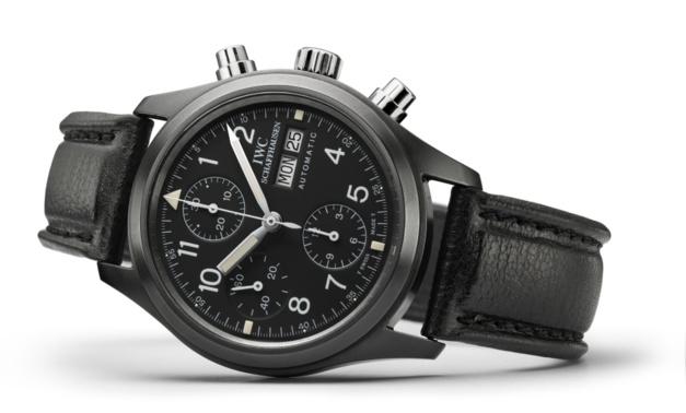 Black Flieger IWC réf 3705