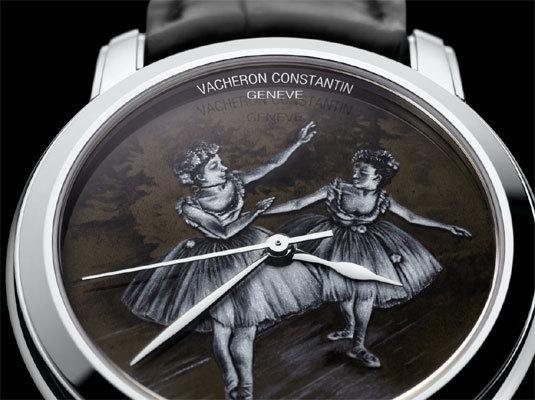 Vacheron Constantin Métiers d'Art Hommage à l'Art de la Danse