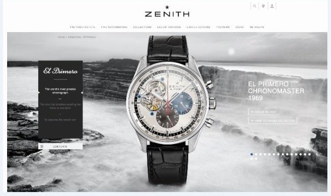 Zenith : nouvelle campagne de communication, nouveau site Internet et nouveau stand pour Bâle 2013