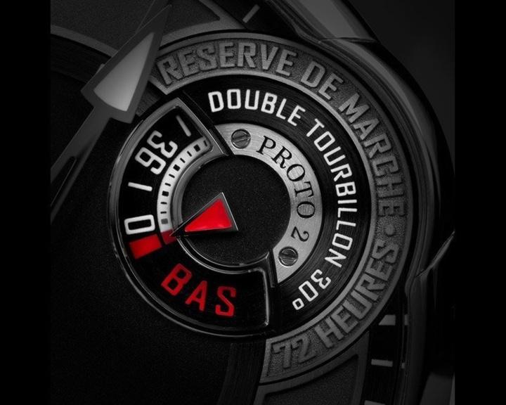 Greubel Forsey Double Tourbillon Asymétrique