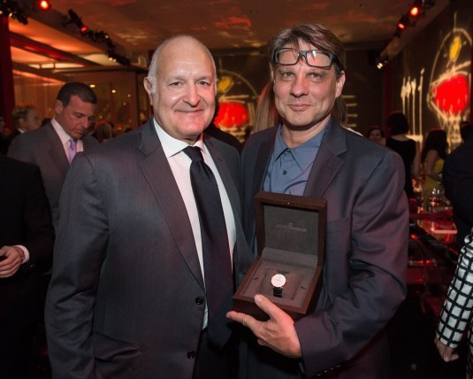 Girard-Perregaux : grande soirée pour le lancement de l'Academy Museum of Motion Pictures (Hollywood)