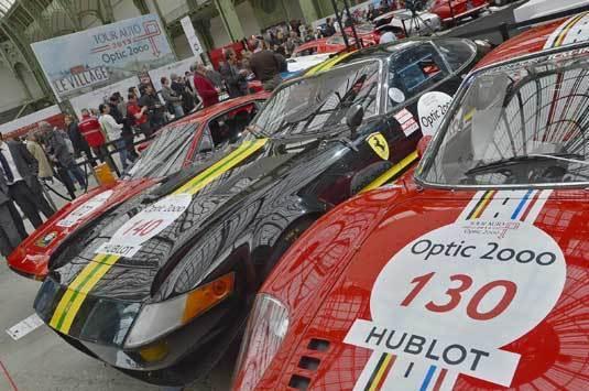 Hublot, le Tour Auto et la Classic Fusion Chrono Tour Auto