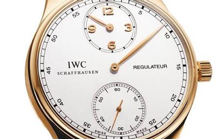 IWC Portugaise Régulateur